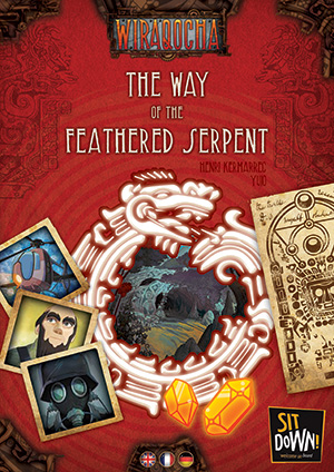 Wiraqocha : The Way of the Feathered Serpent
