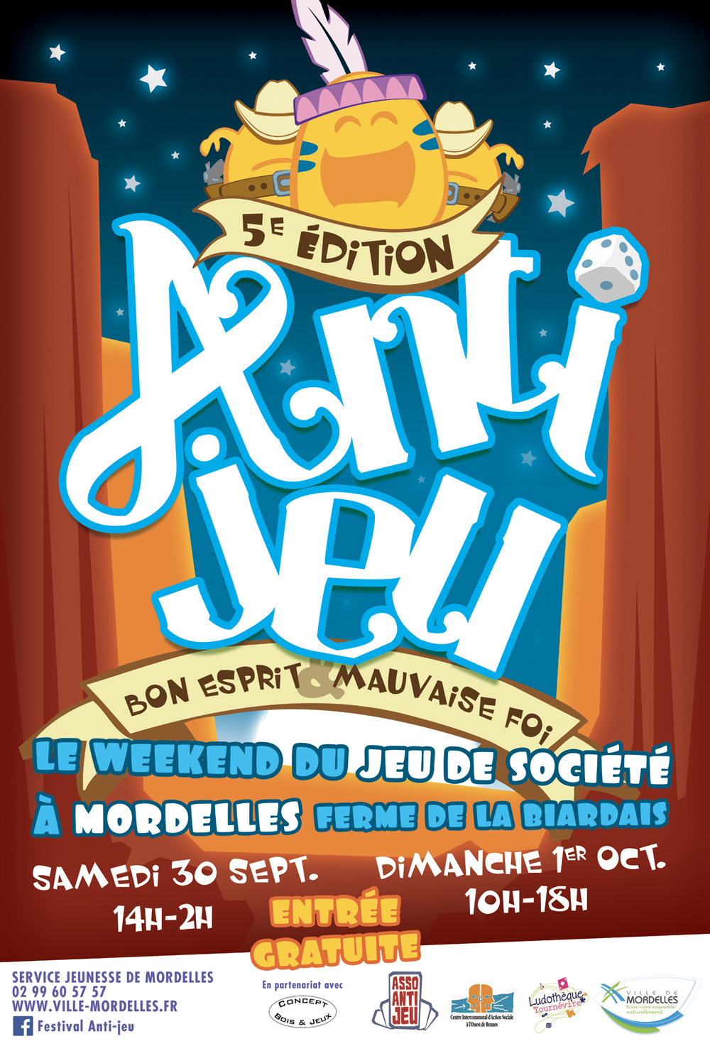 Antijeu V - 30 sept / 1er oct AFFICHE_ANTIJEU5_web