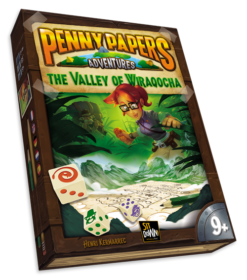 Penny Papers : la Vallée de Wiraqocha