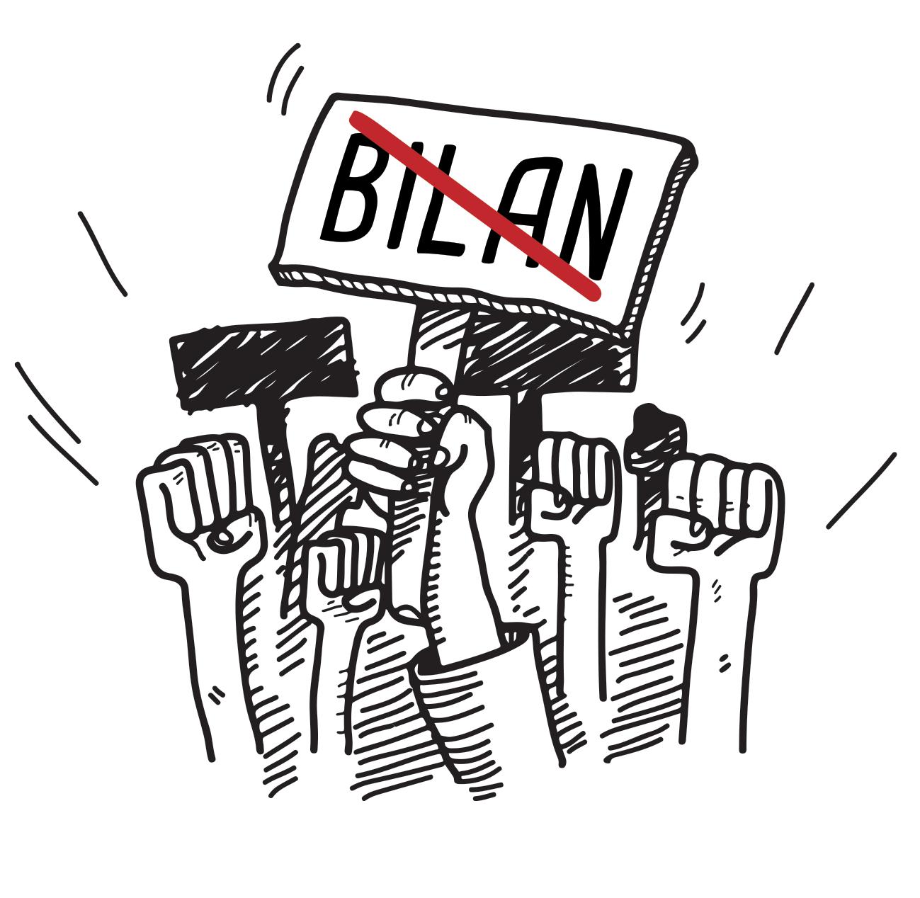 2019 : grève du bilan